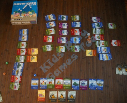 machi koro how to play